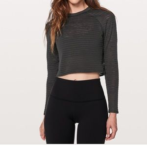 Lululemon Uncovered Top